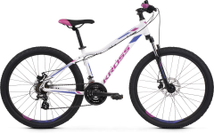Kross Lea 3.0 26 Women's Mountain Bike White/Violet/Green XS (2020)