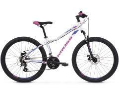 Kross Lea 3.0 26 Women's Mountain Bike White/Violet/Green XS (2019)