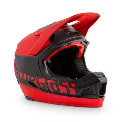 Bluegrass Legit Carbon Full Face Helmet Black/Red