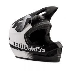 Bluegrass Legit Full Face Helmet White/Black