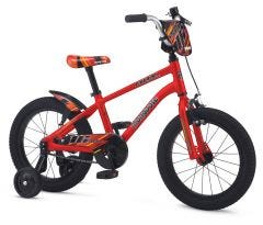 Mongoose Mitygoose 16 Inch Boys Bike Red (2020)