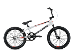 Mongoose Title Elite Pro XXL BMX Race Bike White (2019)
