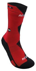 M2O Endurance 5050 Socks Red/Black