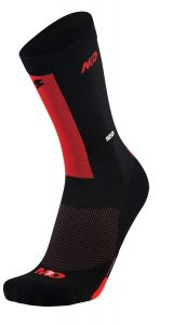 M2O Endurance RF Socks Black/Red
