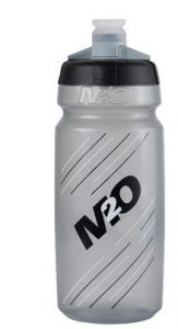 Bottle M2O Pilot 620ml Smoke/Black