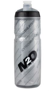 Bottle M2O Pilot 620ml Insulated Smoke/Black