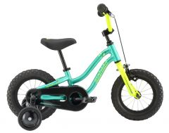 Merida Matts J12 Girls Bike Teal/Yellow (2020)