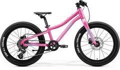 Merida Matts J20 Plus Girls Bike Silk Candy Pink/Purple/Blue (2020)