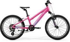 Merida Matts J20 Girls Bike Candy Pink/Light Blue (2020)