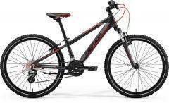 Merida Matts J24 Boys Bike Black/Grey/Red (2020)