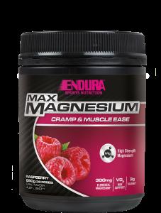 Endura Max cramp and Muscle Ease Raspberry 260g