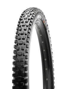 Maxxis Assegai Folding Tyre 27.5x2.5 EXO TR Black