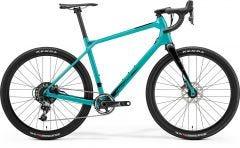 Merida Silex + 6000 Gravel Bike Metallic Teal/Black (2021)