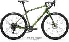 Merida Silex 600 Gravel Bike Glossy Fog Green/Matt Green (2021)