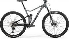 Merida One Twenty 700 Mountain Bike Matt Grey/Glossy Black (2021)