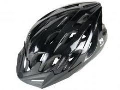 Netti Fuse Helmet (Black) | 99 Bikes