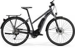 Merida eSpresso 300SE EQ Women's Electric Hybrid Bike Anthracite/Black (2020)