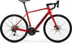 Merida eScultura 400 Electric Road Bike Race Red/Black (2021)