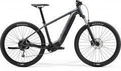 Merida eBig Nine 400 Electric Mountain Bike Cool Grey/Matt Black (2021)