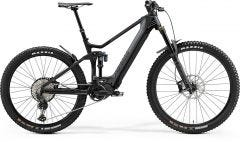 Merida eOne Sixty 8000 Electric Mountain Bike Glossy Grey/Matt Black (2021)
