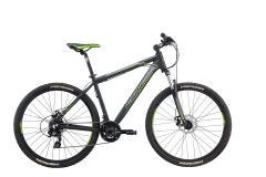Merida Big Seven 10 MD Mountain Bike Black/Silver/Green (2020)