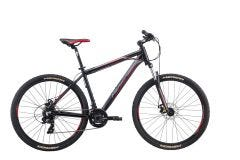 Merida Big Seven 10 MD Mountain Bike Black/Silver/Red (2020)