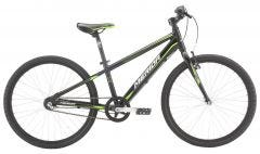 Merida Matts J24 Lite Boys Bike Matt Black/Green/White (2021)