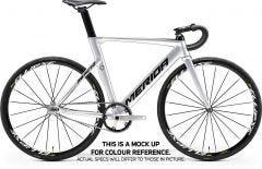 Merida Reacto Track 900 Track Bike Silver/Black (2021)