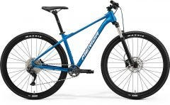 Merida Big Nine 200 Mountain Bike Matt Blue/White (2021)