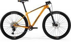 Merida Big Nine 5000 Mountain Bike Black/Orange (2021)