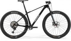 Merida Big Nine 7000 Mountain Bike Glossy Pearl White/Matt Black (2021)