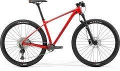 Merida Big Nine Limited Mountain Bike Glossy Race Red/Matt Red (2021)