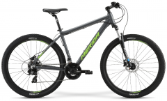 Merida Big Seven 10 D Mountain Bike Anthracite Green/Silver (2021)
