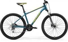 Merida Big Seven 20 Mountain Bike Teal Blue/Lime (2021)