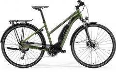 Merida eSpresso 300 SE EQ 504Wh Women's Electric Hybrid Bike Silk Green/Black (2021)