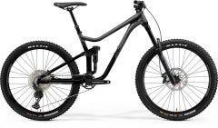 Merida One Sixty 400 Mountain Bike Grey/Sparkling Black (2021)