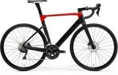 Merida Reacto 4000 Road Bike Glossy Red/Matt Black (2021)