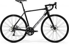 Merida Scultura 200 Road Bike Metallic Black/Silver (2021)