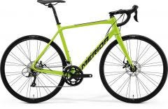Merida Scultura 200 Road Bike Silk Green/Black (2021)