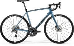 Merida Scultura 7000-E Road Bike Metallic Black/Dark Blue (2021)
