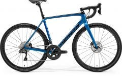 Merida Scultura 8000-E Road Bike Black/Blue (2021)