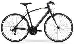 Merida Speeder 10 V Flat Bar Road Bike Matt Black/Silver (2021)