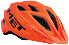 MET Crackerjack Helmet (Orange)