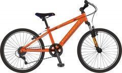 Mongoose Rockadile Boys Bike 20 Inch Orange (2019)
