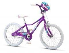 "Mongoose 20"" Ladygoose Girls Bike [Purple] (2017) 