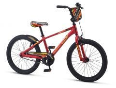 "Mongoose 20"" Racer X Kids Bike [Red] (2017) 