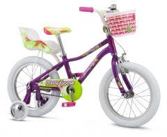 "Mongoose 16"" Missygoose Girls Bike [Purple] (2017) 