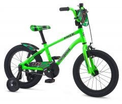 "Mongoose 16"" Mitygoose Boys Bike [Bright Green] (2017)"