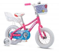 "Mongoose 12"" Lilgoose Girls Bike [Pink] (2017) 