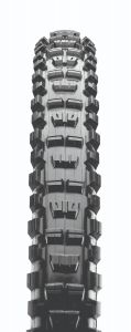 Maxxis Minion DHR II Folding Tyre EXO TR Black 29x2.6